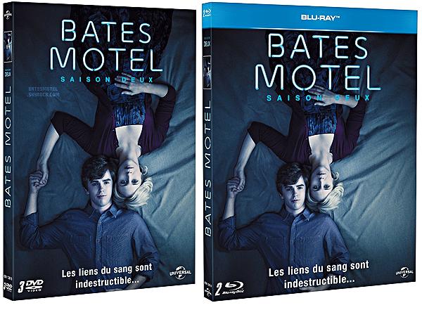 .  EXCLU  Bates Motel (saison 2) le 7 octobre en DVD et Blu-ray ! .