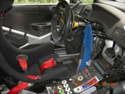 Int rieur voiture rallye que du rallye for Interieur wrc
