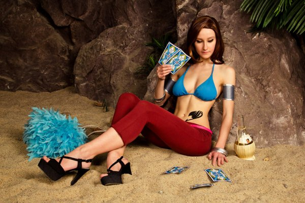 Cosplay de Fairy Tail 3
