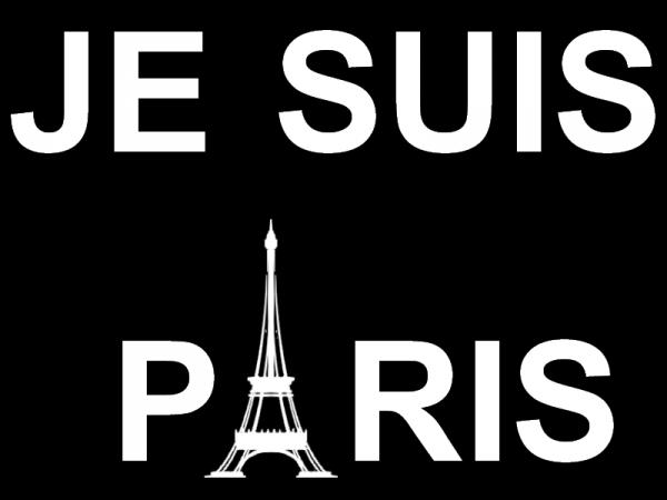 JE SUIS PARIS !