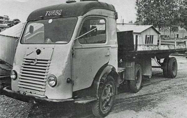 Renault Gailon foto 1982.