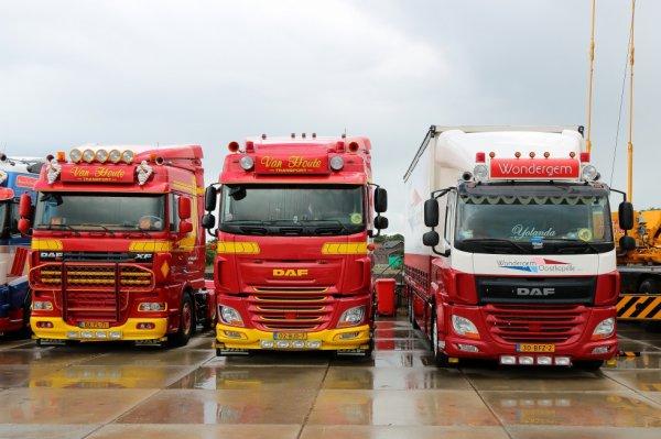 25-08-2018 Truckschow Numansdorp Pays-Bas. 002.