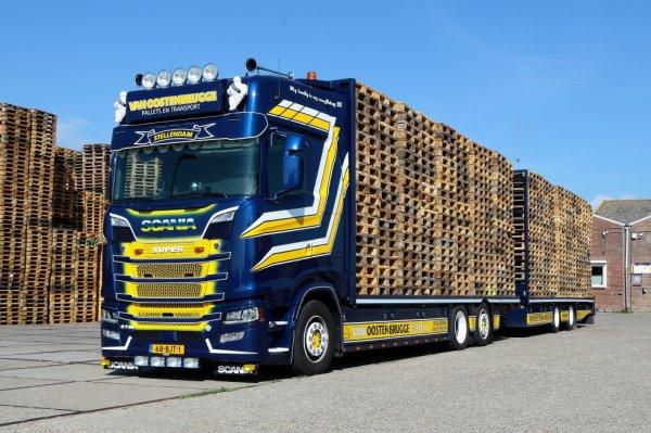 Une beauté de camion