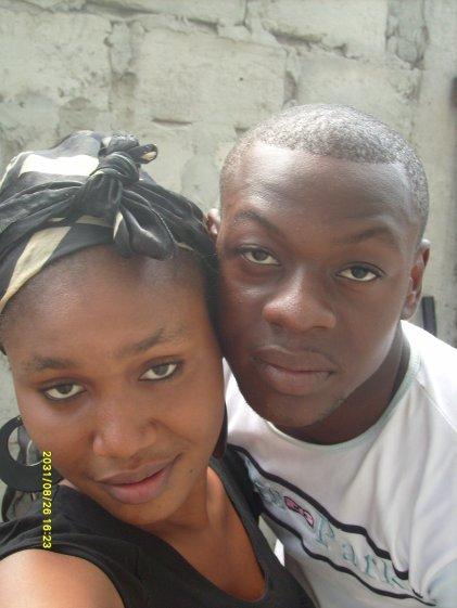 sa c'est MN POTE et Mariale Mombouli