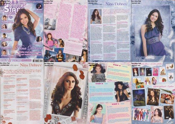 Magazines + Vidéos