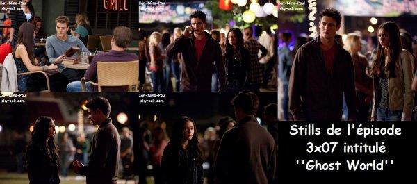 Stills Saison 3 Episode 6 et 7 + Cérémonie des Spike TV's Scream Awards