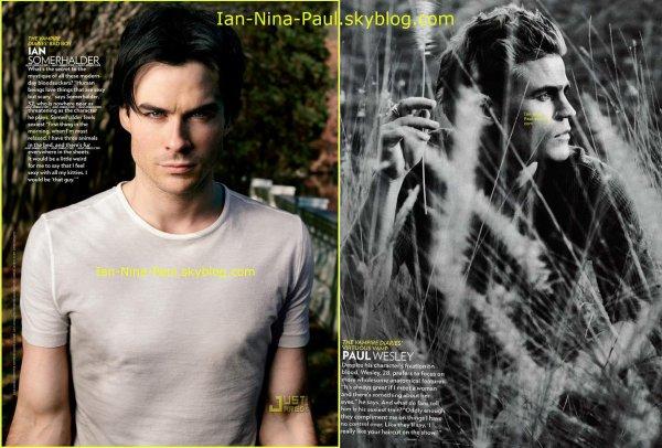 Ian et Paul --> Sexiest Man 2010