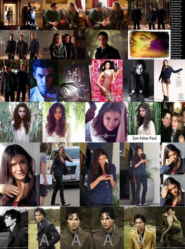 Stills Saison 2 Episode 13 + Twitter + Affiches Promotionnelles + Photoshoot + Magazines + Nina dans Los Angeles