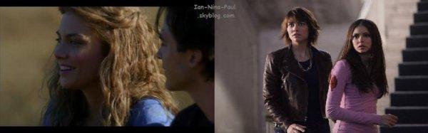 Catch VD + Twitter Ian + Photoshoot Nina et Paul + VS + Behind The Scene