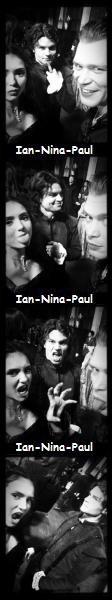 Twitter Nina + Photos Behind The Scene + Vidéos