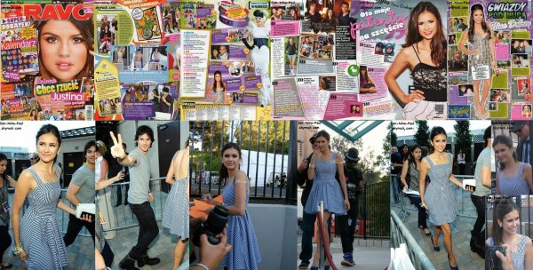 Nina et ses fans + Magazines + Flash-Back