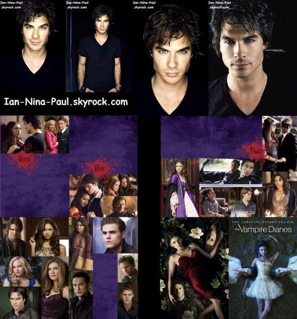 Entertainment Weekly + DVD Saison 2