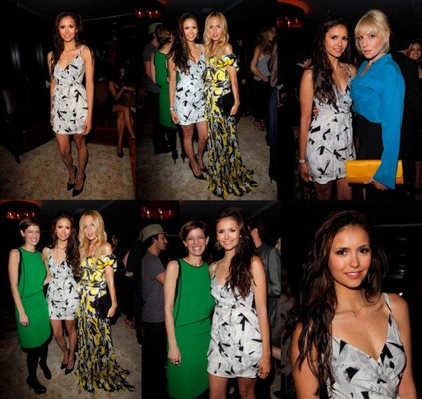 The Influence Affair + Nina au lancement du livre ''30 Things''