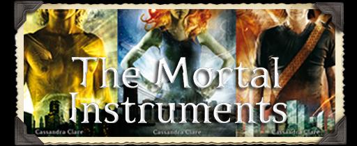 Heyyyyyyy ! Bienvenue sur The Mortal Instruments!