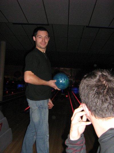 Mon chéri au bowling