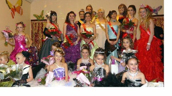 p'tites miss 2011