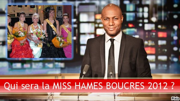 ELECTION MISS HAMES BOUCRES 2012