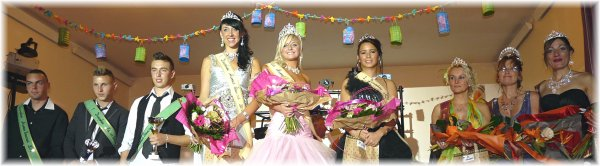 ELECTION MISS HAMES BOUCRES 2014