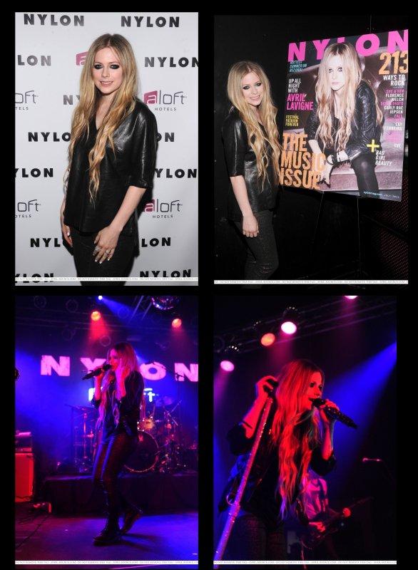 Nylon Magazine Party / World Peace Concert