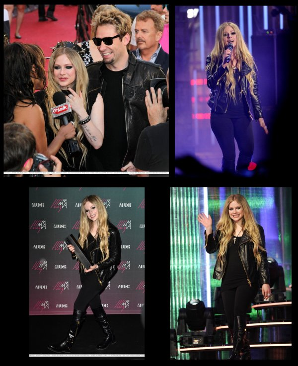 Much Music Video Awards 2013