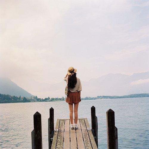 Tu sais ce qu'il y a de plus douloureux dans un chagrin d'amour ? C'est de ne pas pouvoir se rappeler ce qu'on ressentait avant. Essaie de garder cette sensation, parce que si tu la laisses s'en aller : tu la perds à jamais.