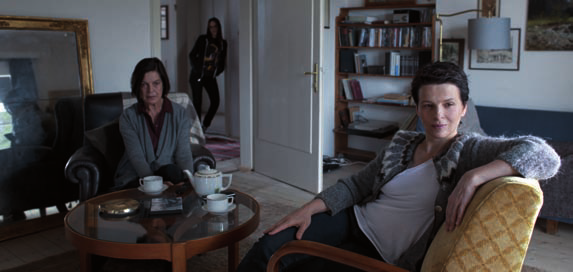 Sils Maria : Nouvelles stills de Kristen & dossier de presse français du film