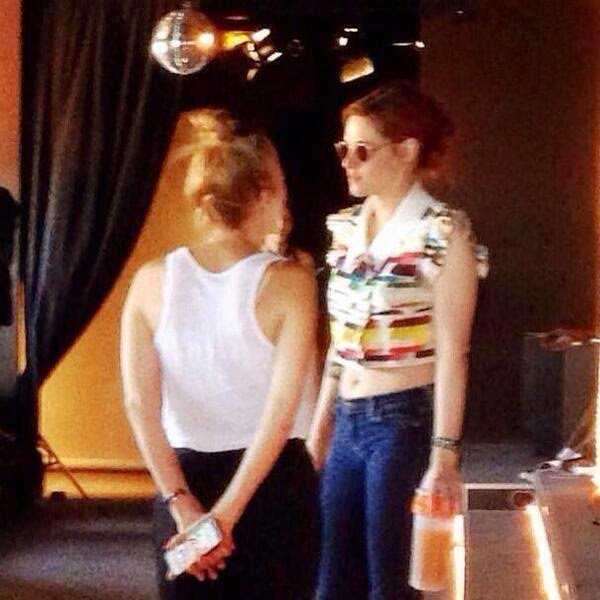 Nouvelles photos de Kristen pour la press à Cannes