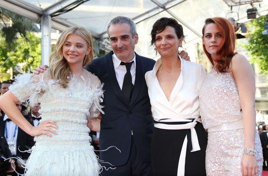 Interview de Kristen Stewart par ''Le monde'' : « J'adore les films qui parlent de la fabrication des films »