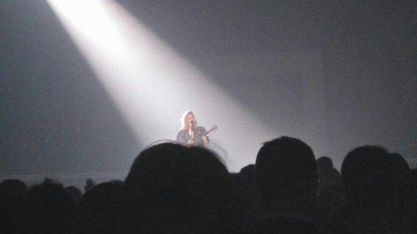 Concert de Louane à Angers 08/04
