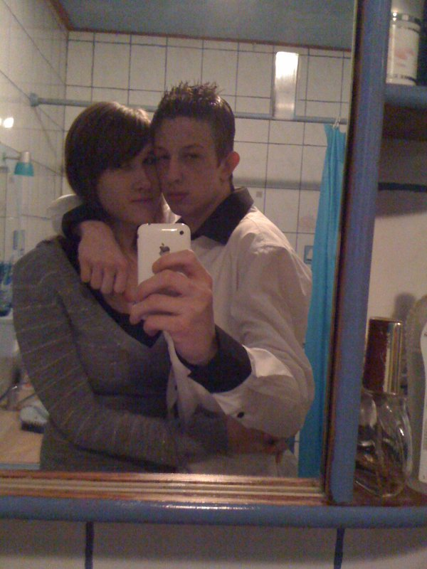 Noël 2010 avec ma Princesse. ♥