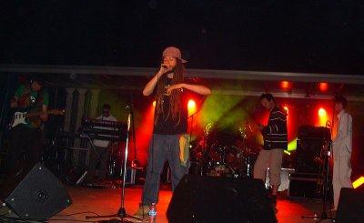 Danakil , le reggae français.