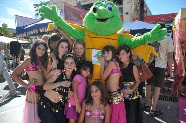 La mascotte des Orientales !!!