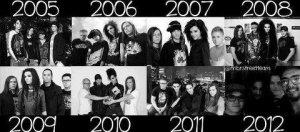 Ma vie se résume en deux mots : Tokio Hotel.