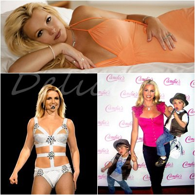 Britney : une femme, une chanteuse et une mère en or
