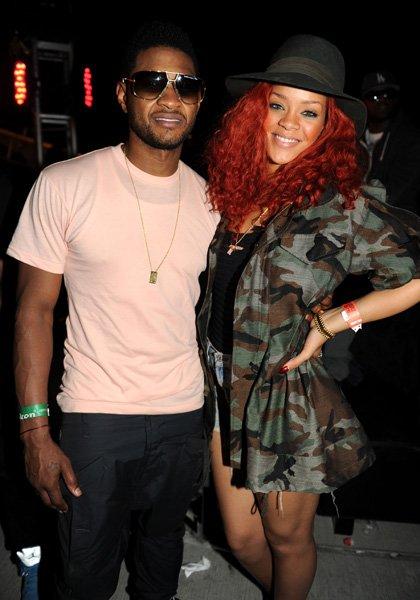 UR & Rihanna