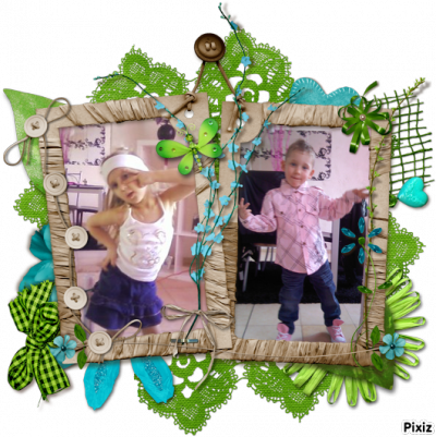 ma niece et mon neveu