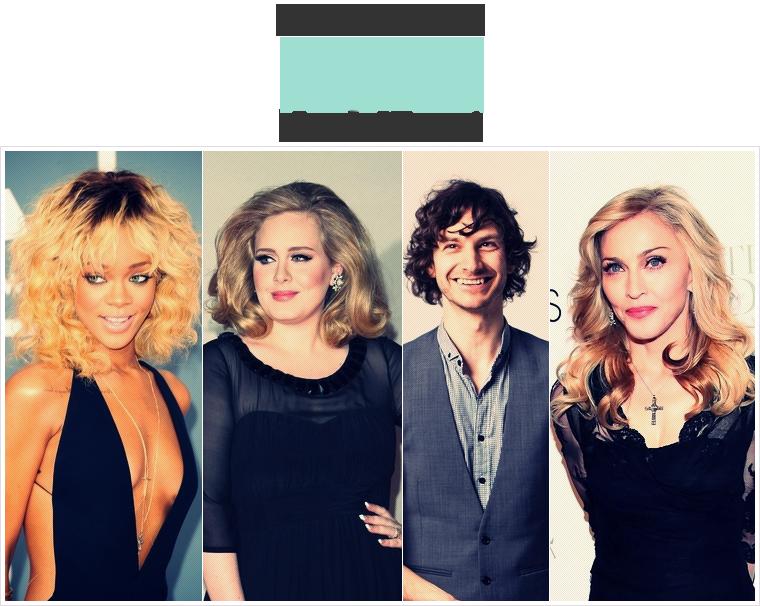 Le meilleur de 2012 d'après Billboard