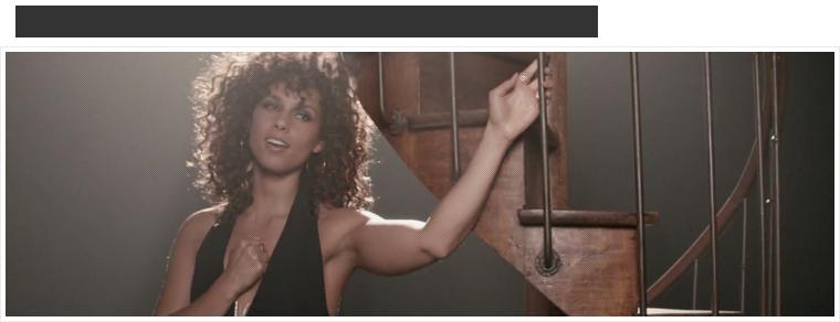 Clip : 'Brand New Me' de Alicia Keys