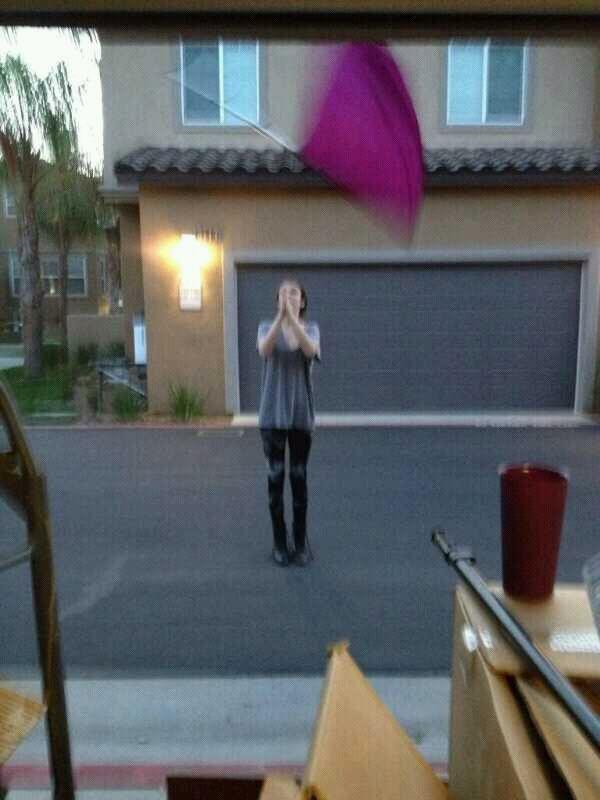 Umbrella maybe