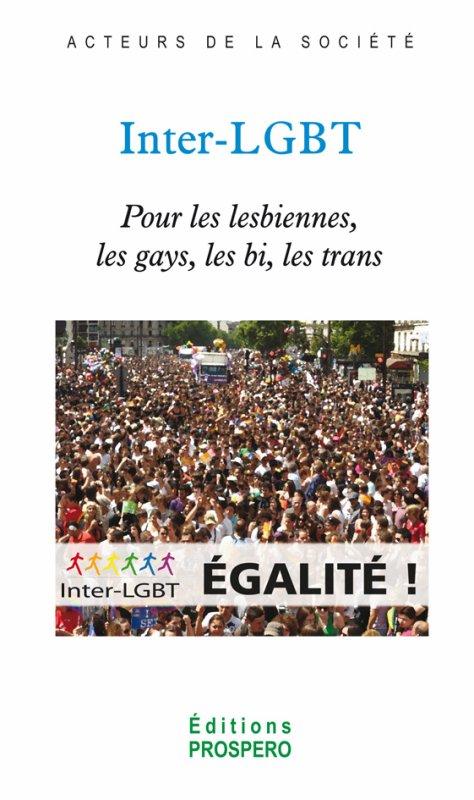 L'INTER-LGBT A APPELÉ CE MATIN A UNE MANIFESTATION POUR TOUS LES PRO-MARIAGE LE 16 DÉCEMBRE PROCHAIN.