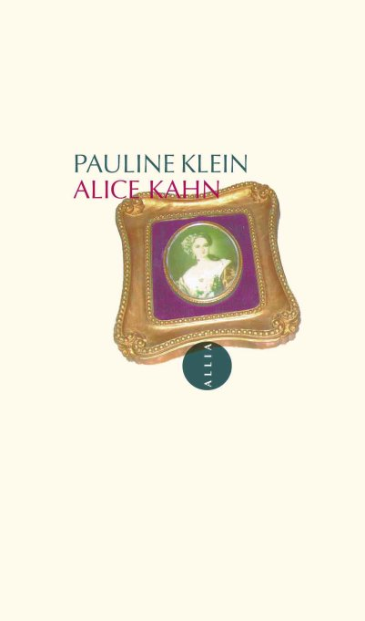 Alice Kanh, Pauline Klein