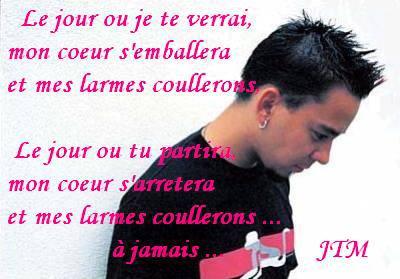 Estelle Poeme Pour Mike Nos Idoles Adorés