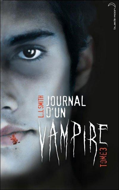 Journal d'un vampire Tome 3 :: Les Âmes de l'ombre