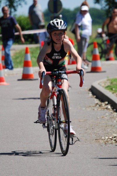 - TRIATHLON SPRINT DU LAC DU DER - LE 26/06/2011 -