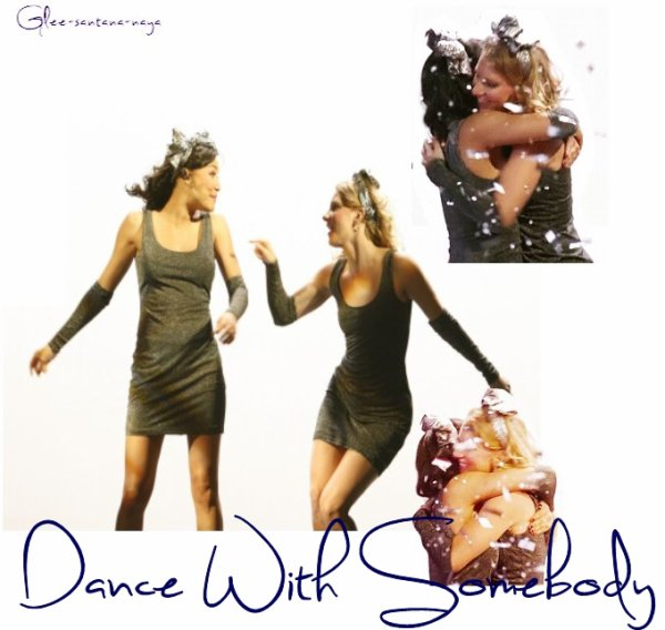 """""""Dance With Somebody"""" Glee 3x17"""