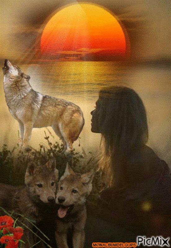 Le loup assure vie et santé à ses proies   L'observation scientifique révèle que les proies du loup sont presque toujours les individus malades ou très faibles. Ce qui assure la santé du troupeau.
