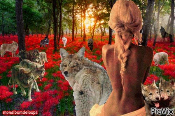 Arbres de la forêt, vous connaissez mon âme!