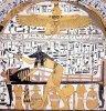 Le loup et l'egypte ancienne