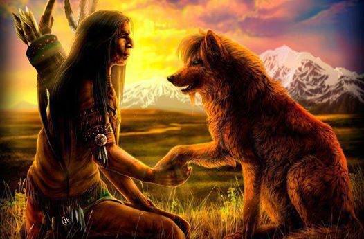 Il y a très longtemps, lorsque les Indiens cherokee arrivèrent sur la terre, ils se dirent que tout serait beaucoup mieux s'il n'y avait pas de nuit. Ils prièrent le Créateur de les exaucer.