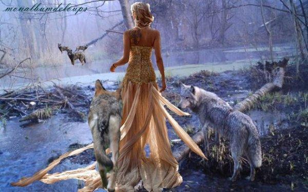 « Femmes qui courent avec les Loups » La Femme Sauvage  Extraits du livre de Clarissa Pinkola Estès